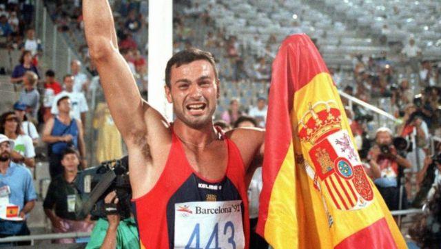 Acto conmemorativo a Antonio Peñalver por el 25º aniversario de su plata olímpica, Foto 1