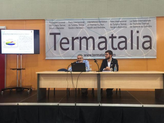 Novedades sobre el espacio termal en Alhama de Murcia, Foto 1