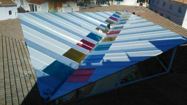 Obras en la Plaza de Abastos, Foto 1