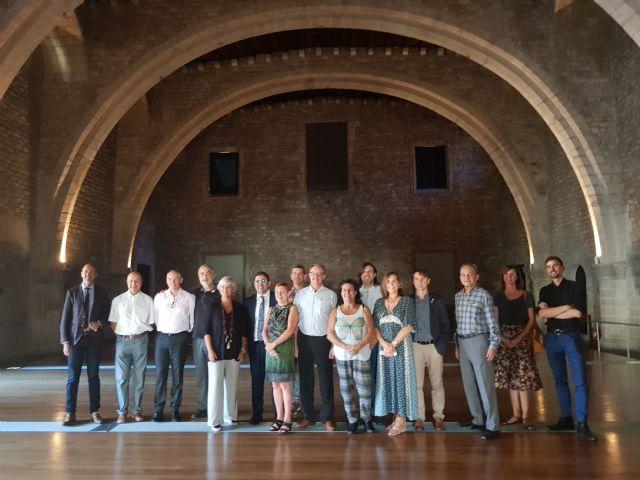 La Comunidad expone en Barcelona sus políticas para la implementación de los Objetivos de Desarrollo Sostenible de la ONU - 1, Foto 1