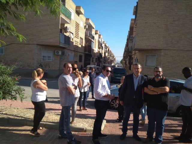 Ciudadanos pedirá una partida para el barrio torreño de El Carmen en el próximo Plan de Vivienda Estatal - 1, Foto 1