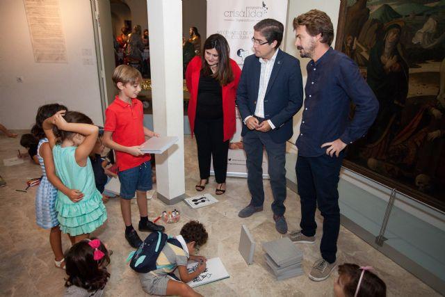 15 niños conocen e interpretan la obra de Francisco Salzillo - 1, Foto 1