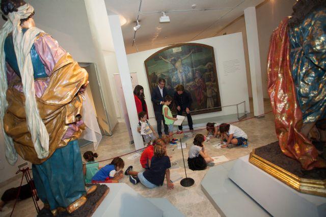 15 niños conocen e interpretan la obra de Francisco Salzillo - 2, Foto 2