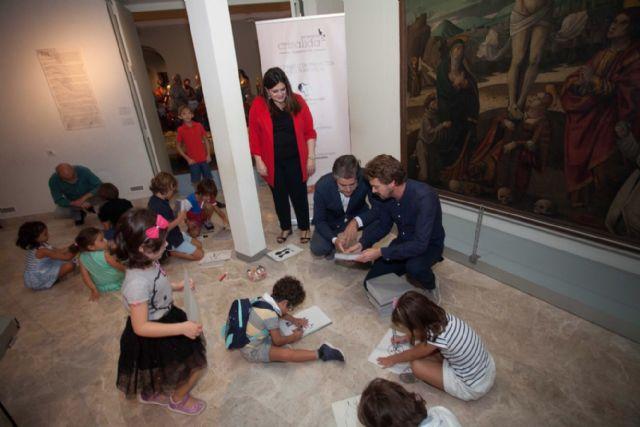 15 niños conocen e interpretan la obra de Francisco Salzillo - 3, Foto 3