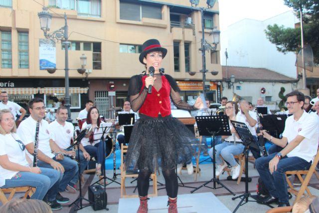 La banda municipal Unión Musical  acerca las bandas sonoras a los niños pinatarenses - 1, Foto 1