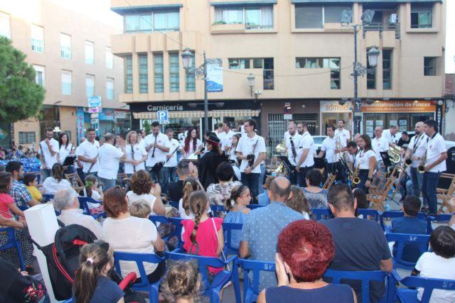 La banda municipal Unión Musical  acerca las bandas sonoras a los niños pinatarenses - 2, Foto 2