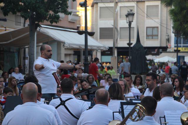 La banda municipal Unión Musical  acerca las bandas sonoras a los niños pinatarenses - 3, Foto 3