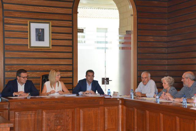 Campos del Río municipio anfitrión del PSRM para abordar medidas que eviten la despoblación - 4, Foto 4