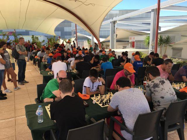 Dos pruebas sacan el ajedrez local a la calle durante el fin de semana - 3, Foto 3