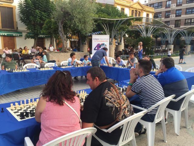 Dos pruebas sacan el ajedrez local a la calle durante el fin de semana - 4, Foto 4