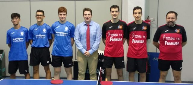 Successful first day of national leagues for Framusa Totana, Foto 2