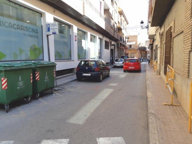 Mañana comienzan las obras de renovación de un tramo de la red de alcantarillado en la calle José Antonio Requena por una rotura en la tubería que provoca filtraciones - 2, Foto 2
