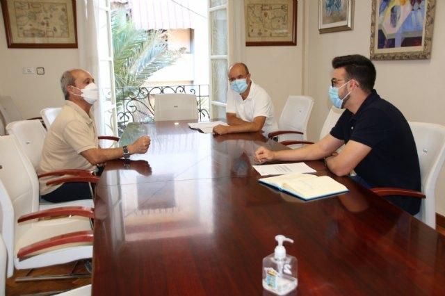 Ayuntamiento y ACUDE planifican nuevas acciones de conservación en las fincas municipales - 1, Foto 1