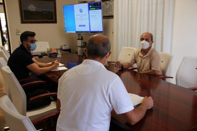 Ayuntamiento y ACUDE planifican nuevas acciones de conservación en las fincas municipales - 2, Foto 2