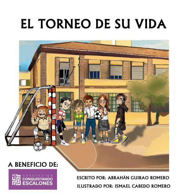 El torneo de su vida, el libro infantil sobre fútbol y discapacidad que recaudará fondos para investigación médica - 1, Foto 1