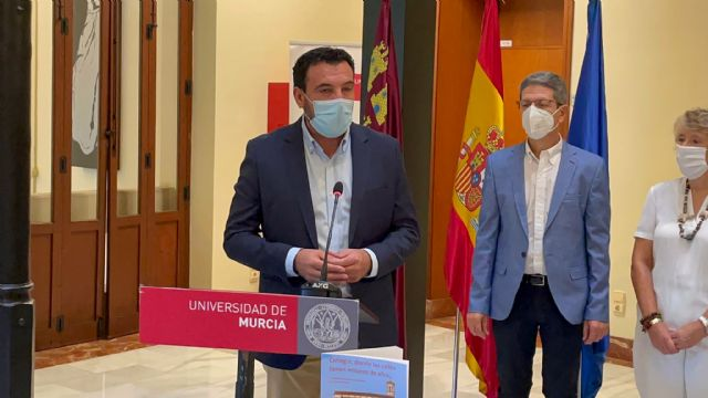 El Ayuntamiento de Cehegín y la Universidad de Murcia acuerdan regular el funcionamiento de la sede permanente de extensión universitaria - 1, Foto 1