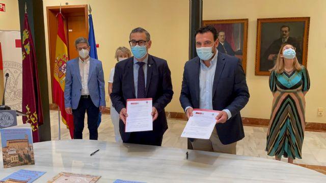 El Ayuntamiento de Cehegín y la Universidad de Murcia acuerdan regular el funcionamiento de la sede permanente de extensión universitaria - 2, Foto 2