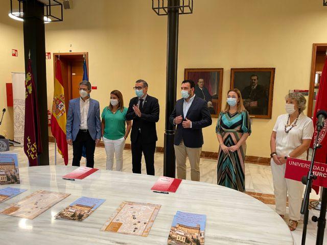 El Ayuntamiento de Cehegín y la Universidad de Murcia acuerdan regular el funcionamiento de la sede permanente de extensión universitaria - 3, Foto 3
