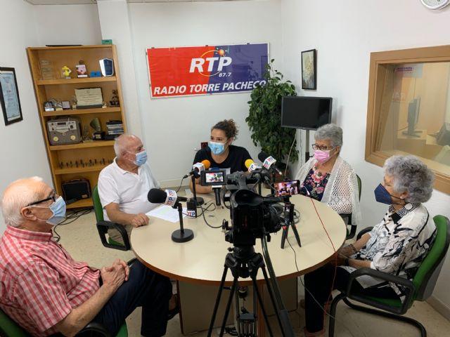 """El programa de radio """"Recuerda con Nosotros"""" reconocido en los """"Premios Mayores Región de Murcia 2021"""" - 2, Foto 2"""