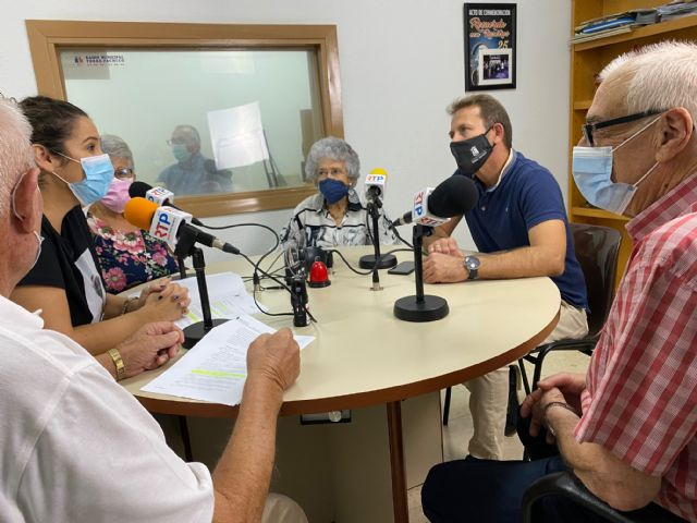 """El programa de radio """"Recuerda con Nosotros"""" reconocido en los """"Premios Mayores Región de Murcia 2021"""" - 3, Foto 3"""