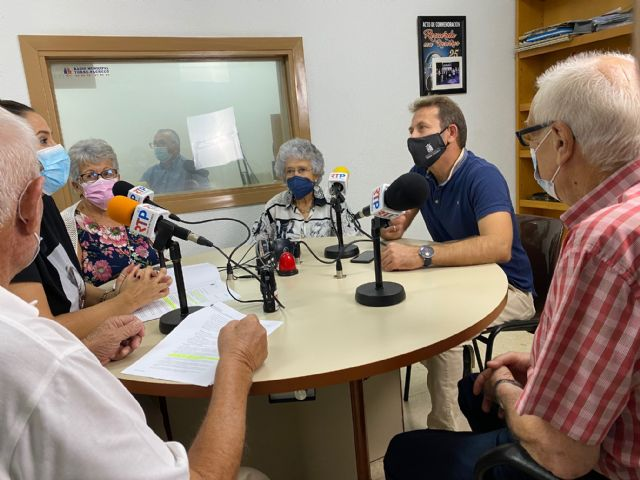 """El programa de radio """"Recuerda con Nosotros"""" reconocido en los """"Premios Mayores Región de Murcia 2021"""" - 4, Foto 4"""