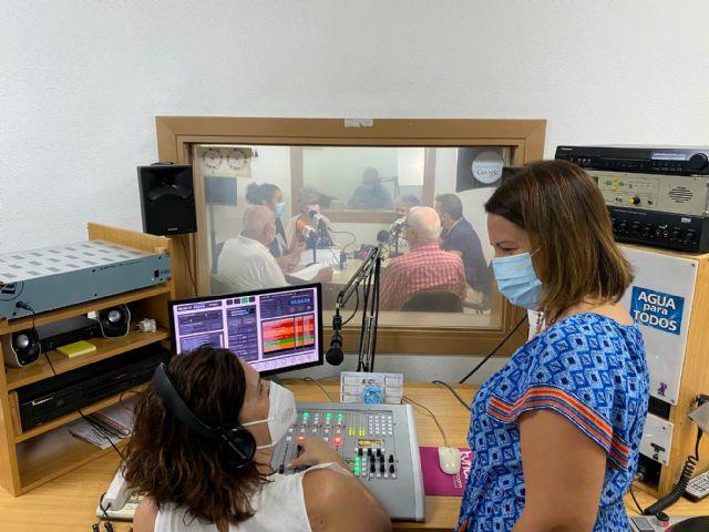 """El programa de radio """"Recuerda con Nosotros"""" reconocido en los """"Premios Mayores Región de Murcia 2021"""" - 5, Foto 5"""