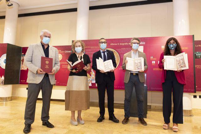 La Universidad de Murcia presenta su nuevo libro de la Ciencia - 2, Foto 2
