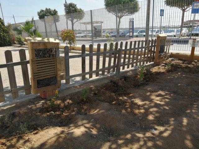 ANSE y el Ayuntamiento de Mazarrón ponen en marcha un curso para integrar la biodiversidad en centros educativos, Foto 3
