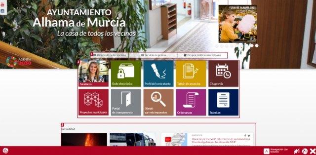 La web municipal incorpora un nuevo servicio de accesibilidad - 2, Foto 2