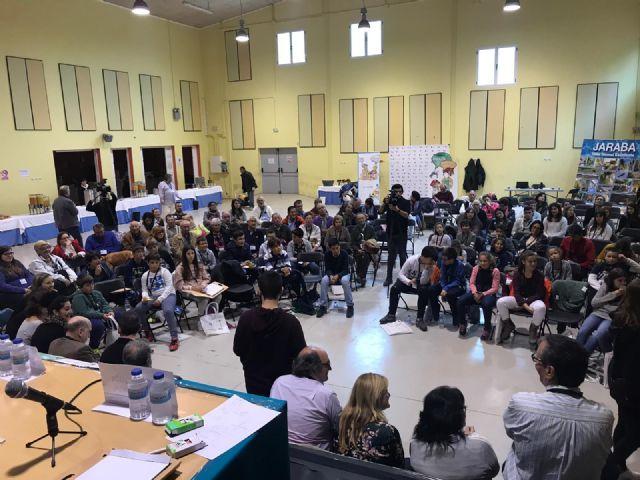 La concejal de Educación presenta las experiencias del Pleno infantil de Totana en el II Congreso de Educación en Democracia Activa, - 3, Foto 3