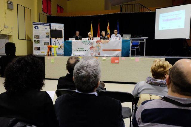 La concejal de Educación presenta las experiencias del Pleno infantil de Totana en el II Congreso de Educación en Democracia Activa, - 4, Foto 4