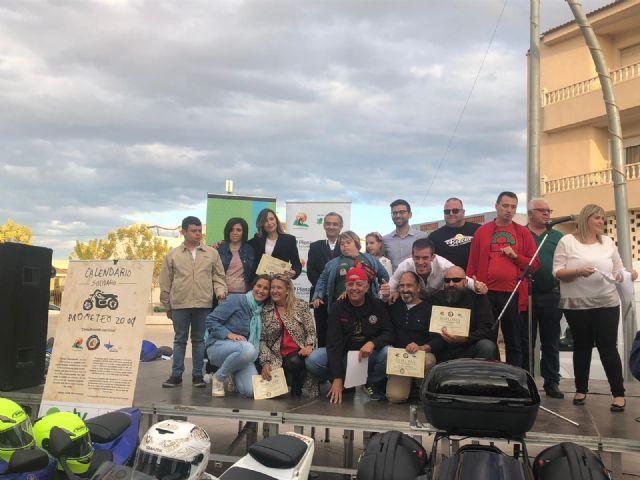 PROMETEO presenta su calendario solidario 2019 Descubriendo caminos - 4, Foto 4
