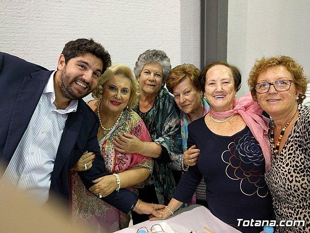 Totana estuvo presente en el Encuentro Regional de Amas de Casa, que se celebró en Águilas - 1, Foto 1