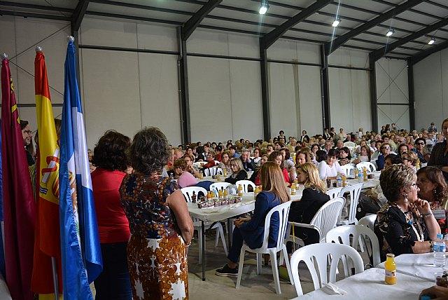 Totana estuvo presente en el Encuentro Regional de Amas de Casa, que se celebró en Águilas - 3, Foto 3