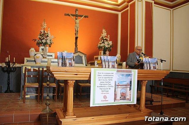 "The chronicler Juan Cánovas Mulero presents the Cuadernillo about the Municipal Cemetery ""Nuestra Señora del Carmen"" - 1"