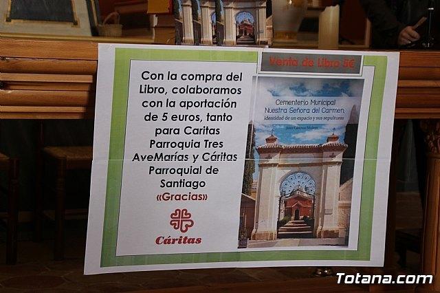 "The chronicler Juan Cánovas Mulero presents the Cuadernillo about the Municipal Cemetery ""Nuestra Señora del Carmen"" - 3"