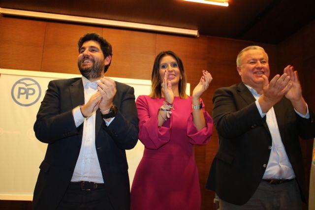 López Miras: Sofía Manrubia es la candidata que necesita La Unión para liderar el proyecto en 2019 - 2, Foto 2