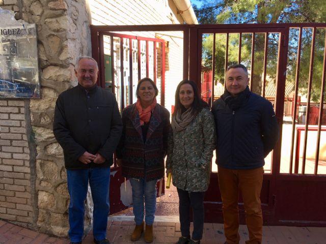 El PP lamenta el desplante del alcalde a la Directora General de Centros Educativos en su visita al colegio Juana Rodríguez. - 1, Foto 1