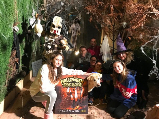 Disfruta de la noche más terroríficamente divertida del año en Torre Pacheco. Villa Halloween te espera - 4, Foto 4