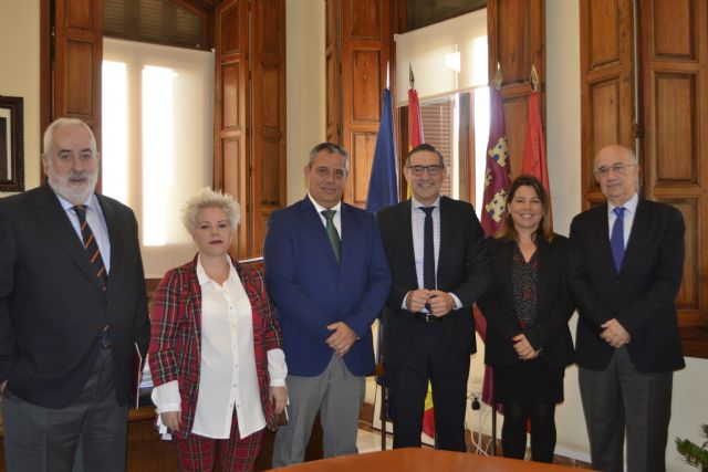 La Universidad de Murcia y el Ayuntamiento de Pliego regulan el funcionamiento de la sede permanente en el municipio - 2, Foto 2