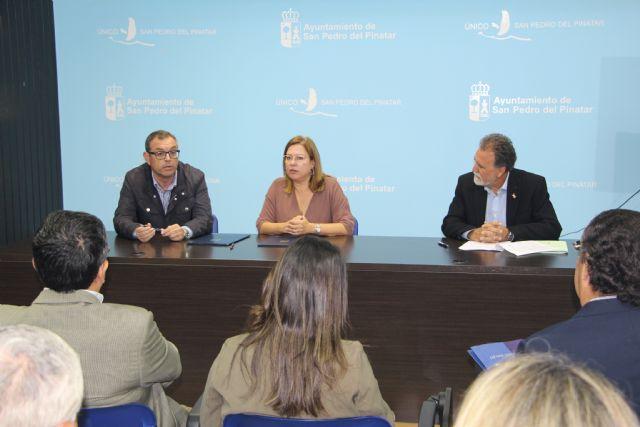 El Ayuntamiento suscribe un convenio con el Aparcamiento de Emilio Castelar para la gratuidad de la primera media hora de estacionamiento - 1, Foto 1