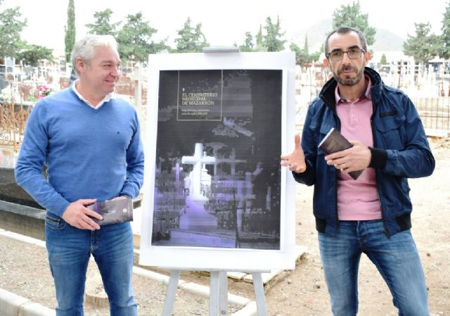 El cementerio de Mazarrón será el protagonista de tres visitas guiadas con motivo del día de Todos los Santos, Foto 1