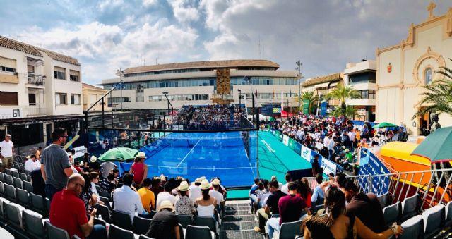 El Challenger San Javier 2019 gana un 35 por ciento de público con un total de 6500 espectadores - 3, Foto 3