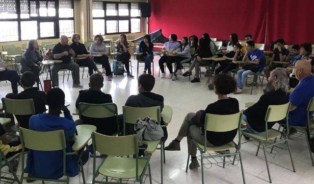 Mesa redonda sobre patrimonio cultural, arte y artesanía de Ceutí - 1, Foto 1