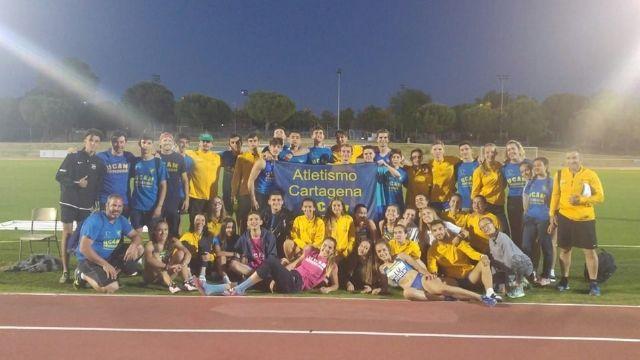 El UCAM Cartagena, participante y anfitrión en la final A del Campeonato de España de Clubes Sub20 - 1, Foto 1