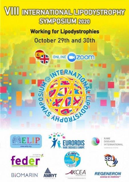 Hoy 29 de octubre, comienza el VIII Simposium Internacional de Lipodistrofias organizado por AELIP