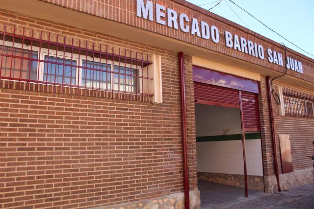 Finalizan las obras de remodelación integral del Mercado del Barrio de San Juan - 1, Foto 1