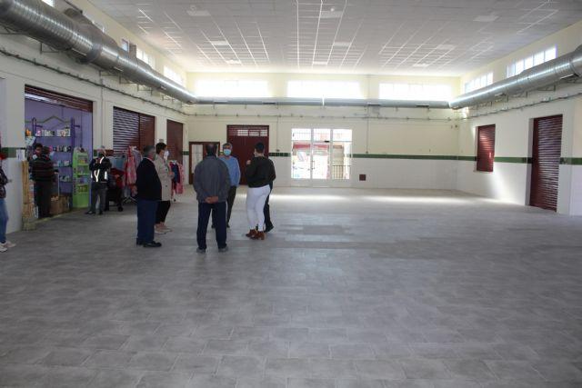Finalizan las obras de remodelación integral del Mercado del Barrio de San Juan - 2, Foto 2