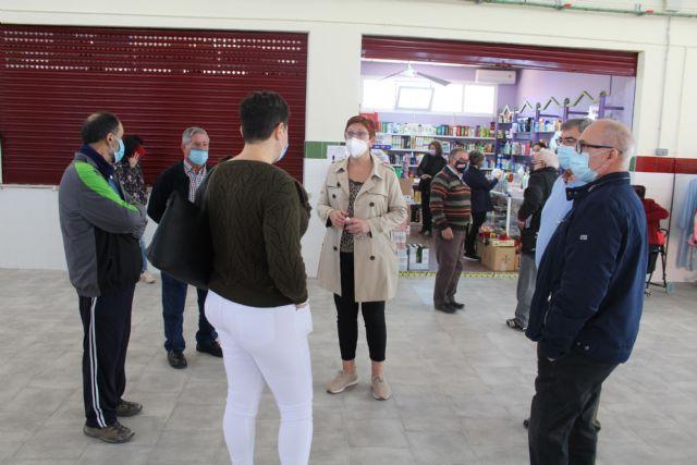 Finalizan las obras de remodelación integral del Mercado del Barrio de San Juan - 3, Foto 3
