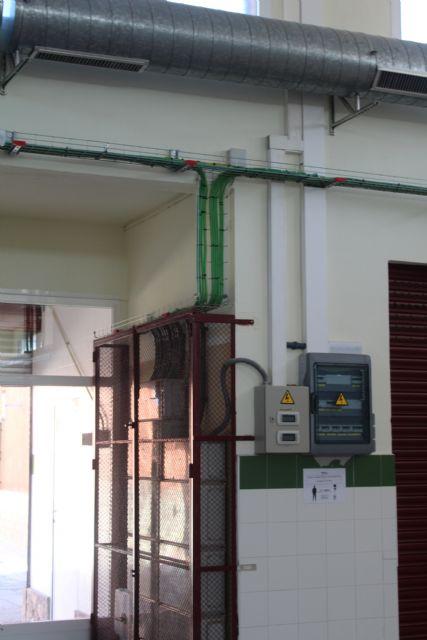 Finalizan las obras de remodelación integral del Mercado del Barrio de San Juan - 5, Foto 5